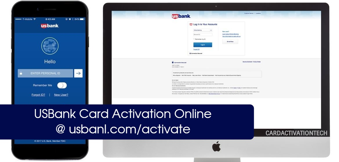 Activate US Bank Card Online