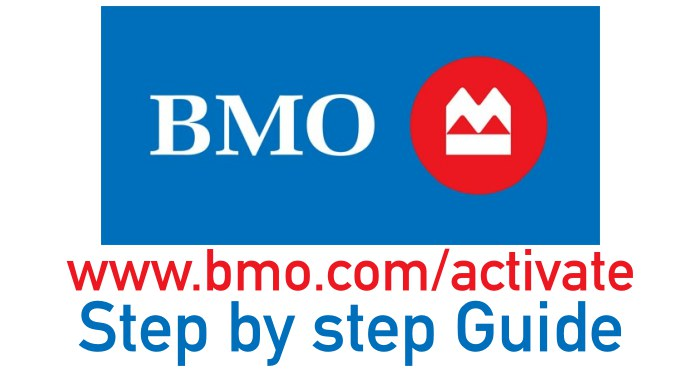 BMO MasterCard Activation