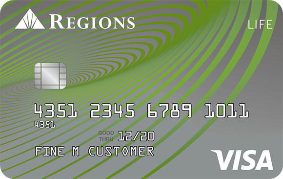 Regions Card Activation