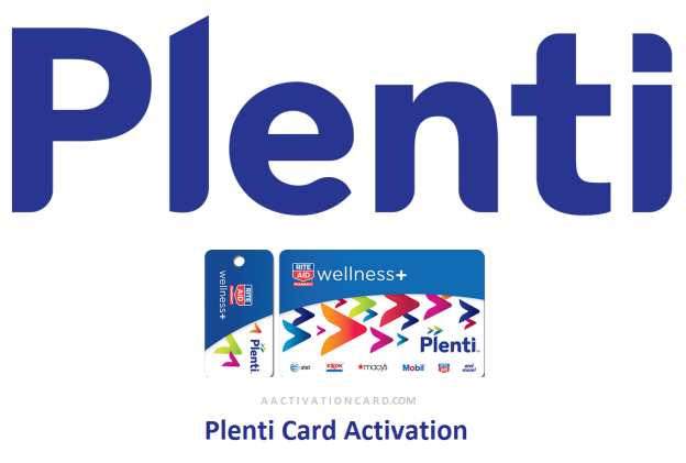 Plenti-Card-Activation