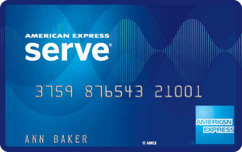 Serve Card Activation