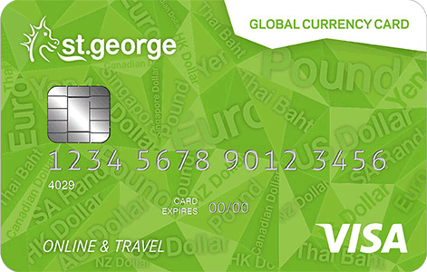 St.Geroge Card Activation