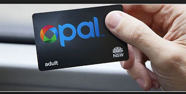 Opal Card Activation