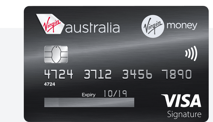 Virgin Credit Card activation