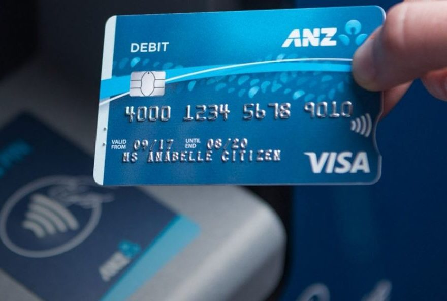 Activate ANZ Card