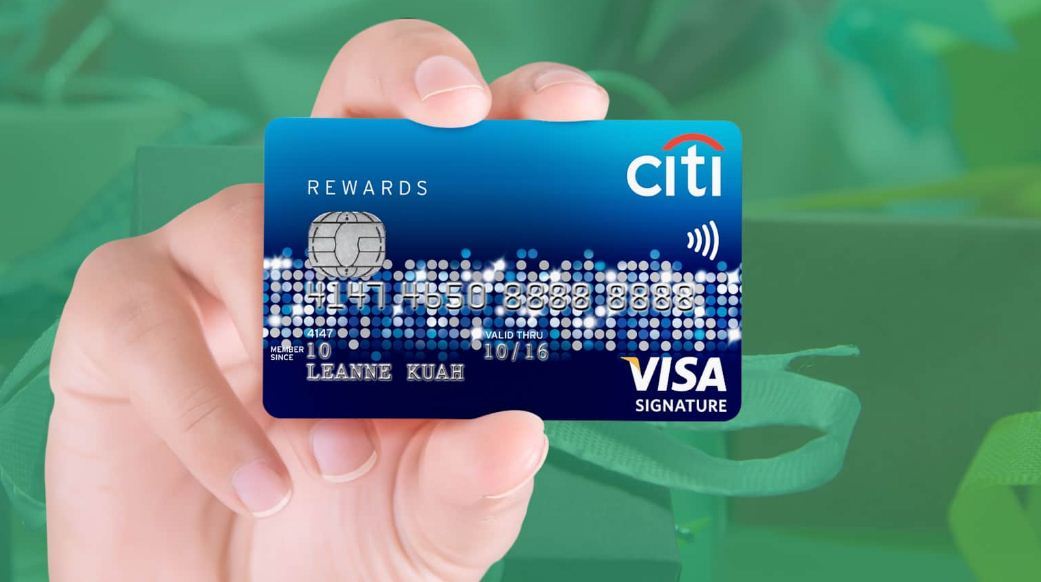 Activate Citibank Credit Card