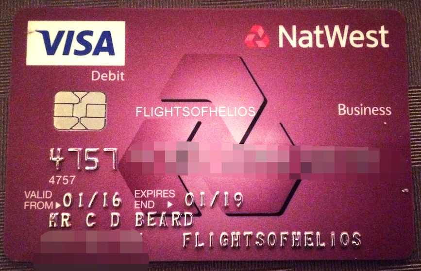 Activate NatWest Debit Card