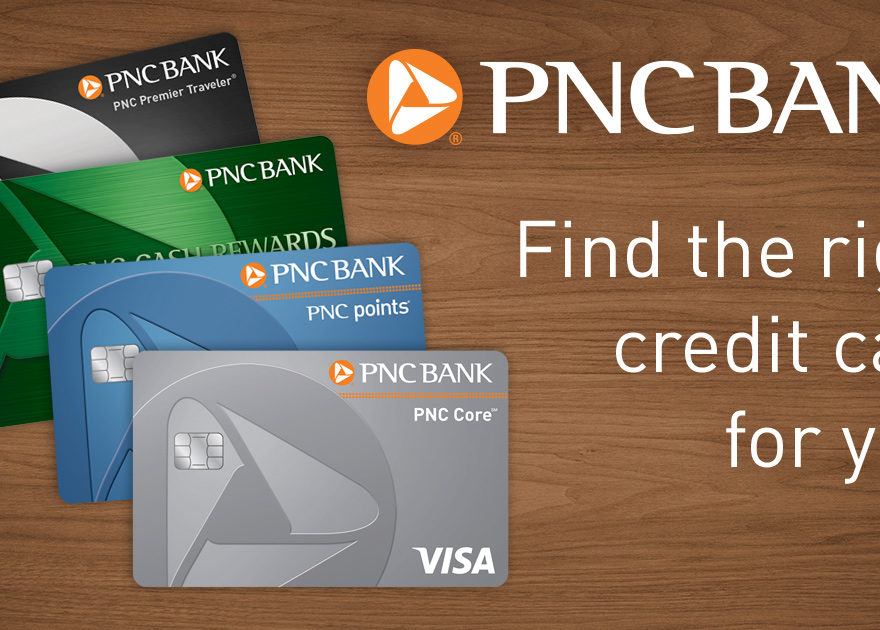 Activate PNC Credit Card