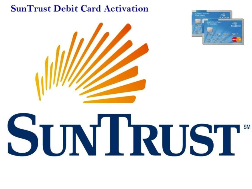 Activate SunTrust Debit Card