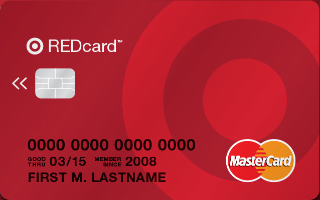 Activate Target REDCard