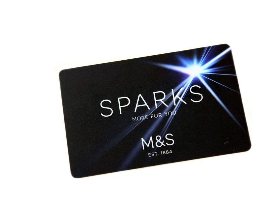 M&S Sparks Card Activation